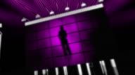 Futuristic Disco - HD, Loop video
