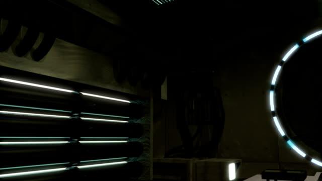 Futuristic Doors video