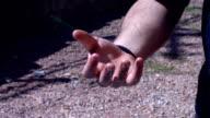 Futuristic Hands video