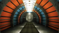 Futuristic Tunnel HD1080p video