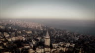 Galata Tower video