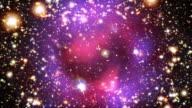 Galaxies & Stars in Space (Deep Field View) video