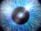 Galaxy Eye video