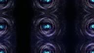 Galaxy, Nebula Space Background. 4k Available. video