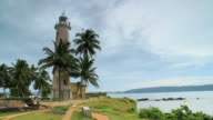 Galle Lighthouse video