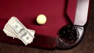 Gambling at Pool video