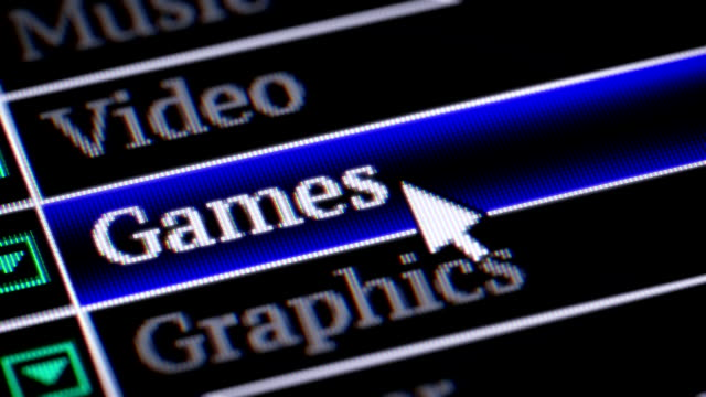 Games video