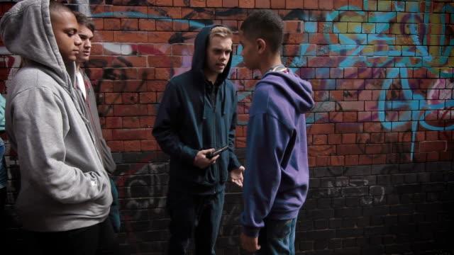Gang Intimidation video