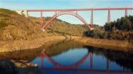 Garabit Viaduct in France video