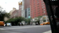 Garbage and Taxi (Tilt Shift) video