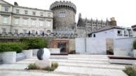 Garda Memorial Garden in Dublin Castle video
