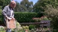 Garden chairs video