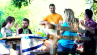 Garden party. video