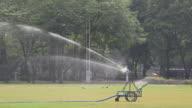 Garden Water Irrigation video