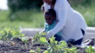Gardening with the Twins video