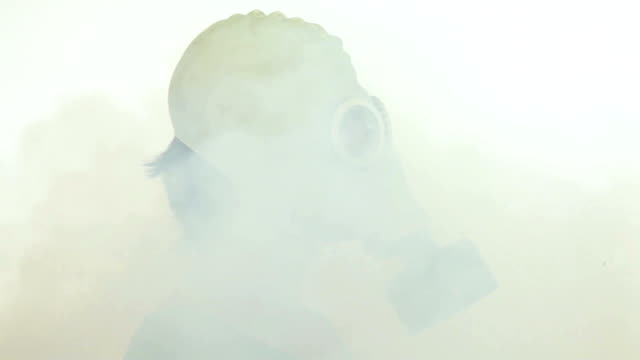 Gas Mask video