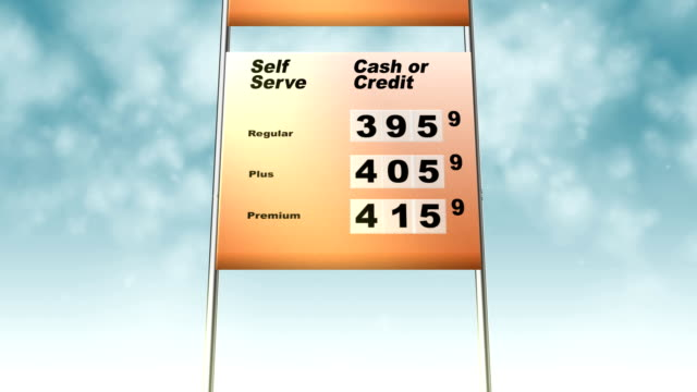 Gas Prices Rising (CGI) video