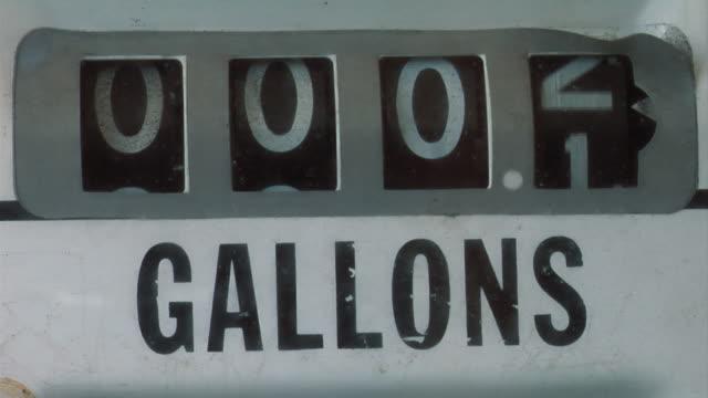 Gas pump numbers video