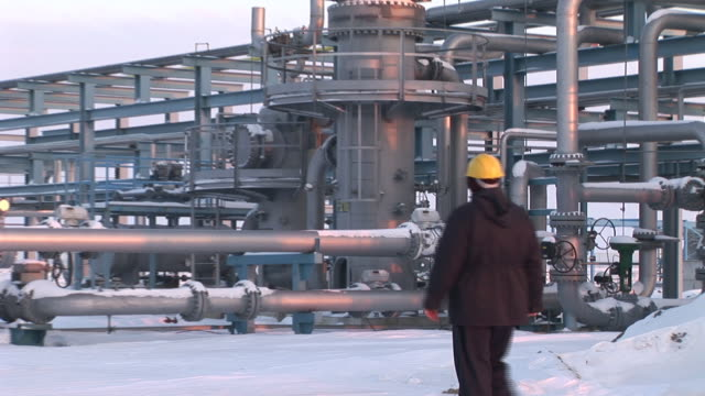 Gas storage video