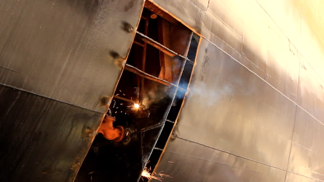 HD: Gas welding video