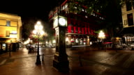 Gastown Steam Clock, Vancouver, Canada video