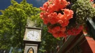 Gastown Steam Clock, Vancouver video
