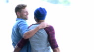 Gay couple together video