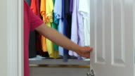 Gay Man Coming Out of the Closet video
