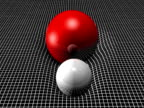 General Relativity Grid (NTSC and PAL) video