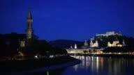 General view of Salzburg video