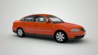 Generic Car Flip Animation video