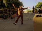 Gentleman dancing in the street 4 video