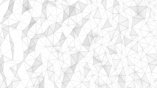 Geometric abstract background video