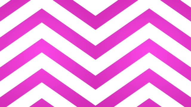 geometric loop upward arrows abstract motion background pink and white video
