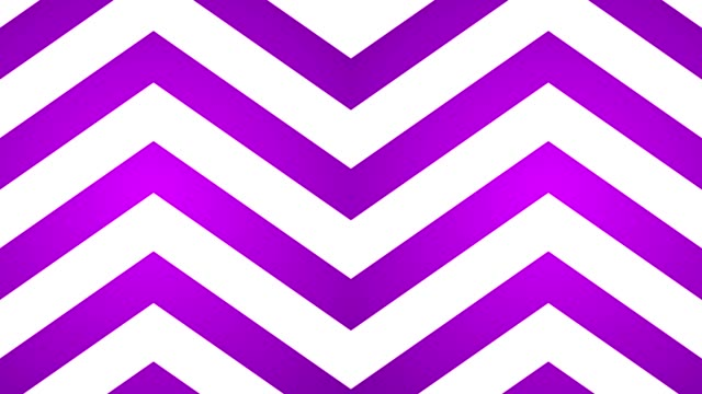 geometric loop upward arrows abstract motion background purple and white video