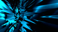 geometrical background.3d animation video