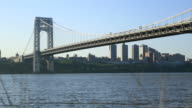 George Washington Bridge, NYC video