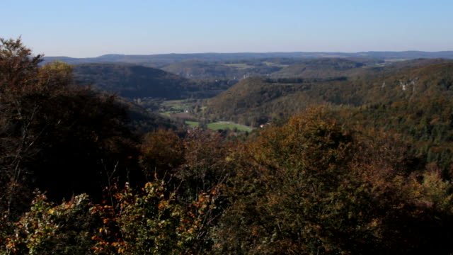 German landscape Bayern video