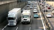 German Motorway, Panning video