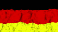 Germany Flag video