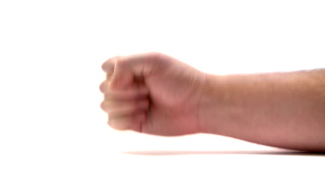 Gesturing - Anger video