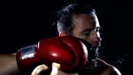HD SUPER SLOW MO: Get Punched In The Face video