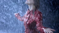 Getting Drenched In The Heavy Rain video