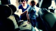 Getting In Car Seat video