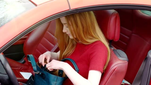 Getting in car video