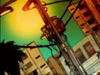 ghetto drive animation video