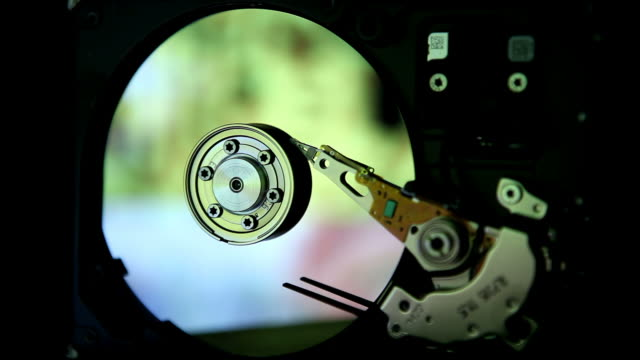 Ghost In The Machine- Hard Drive video