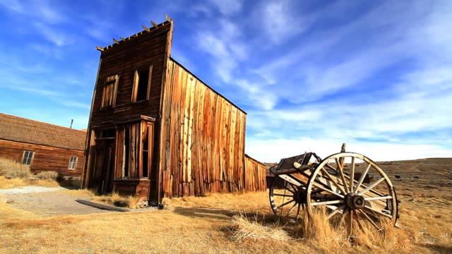 Ghost Town House or Barn 2 video