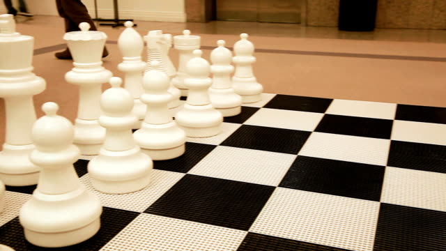 Giant Chess video
