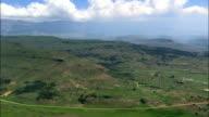 Giant's Castle Nature Reserve - Aerial View - KwaZulu-Natal,  uThukela District Municipality,  Okhahlamba,  South Africa video